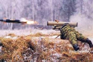 Ukrayna yeni bir anti-tank füze sistemini test etti