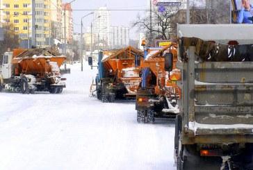 Sütten ağzı yanan Kiev yönetimi , karla mücadeleye sonbaharda başlıyor