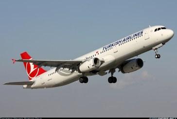 Hava Trafik Servisi açıkladı, Türk Hava Yolları Ukrayna'da 1 Numara