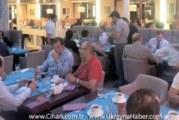 TUİD iftarı Kiev'de gerçekleşti