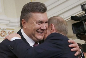 Putin Ukrayna'ya geldi