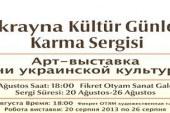 Antalya'da Ukrayna Kültür Günleri Sergisi açılıyor