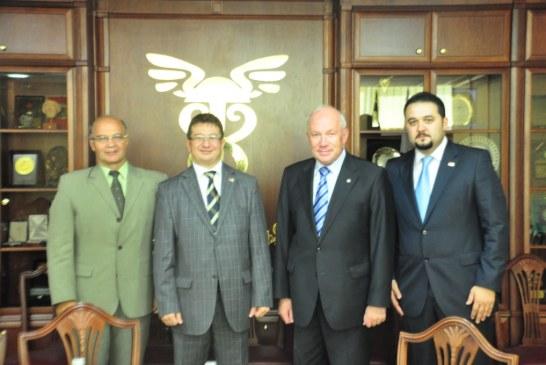 Türk iş dünyası güçleniyor, TUSİB – CCI görüşmeleri Kiev'de başladı