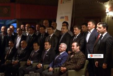 Türk ve Ukraynalı sanayiciler TUSİB buluşmasında bir araya geldi (fotoğraflar)