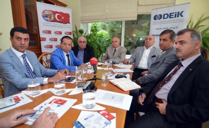 Türk diasporası güçleniyor, Dünya Türk İş Konseyi Aluşta'da toplandı