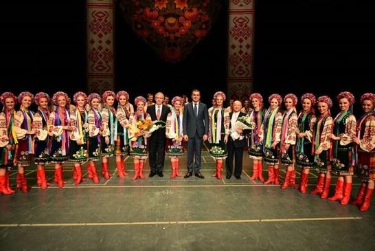 Ankara'da Ukrayna rüzgarı, Kültür Günleri'ne görkemli açılış