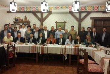 Odesa Başkonsolosu Sağman, Kırım'da Türk diasporası ile buluştu