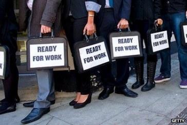 Hükümetin işsizlik hedefi belli oldu; yüzde 5