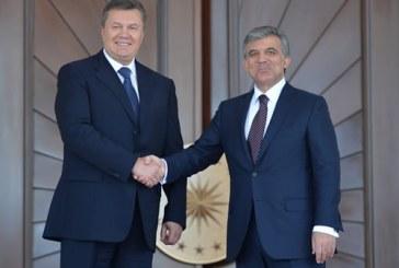 Ukrayna Devlet Başkanı Viktor Yanukoviç'ten Cumhuriyet bayramına özel kutlama mesajı