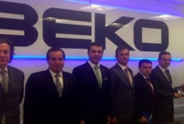 DTİK Avrasya Komitesi'nden BEKO Genel Müdürü Üstüner'e ziyaret