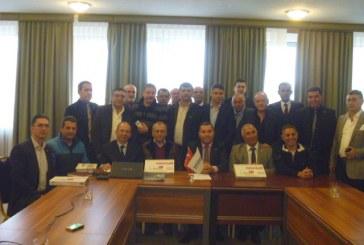 YESİDEF heyeti Kırım'da Türk işadamları ile bir araya geldi