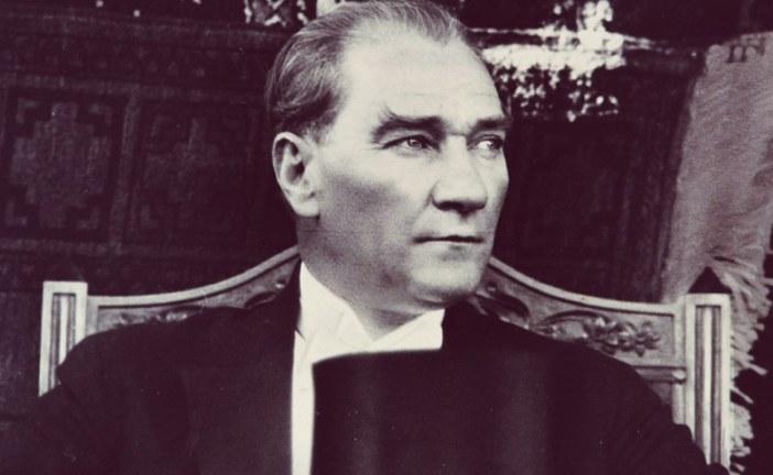Atatürk 10 Kasım'da Kiev Büyükelçiliği'nde anılacak
