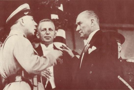 """Atatürk'ün Ukrayna hakkında sözleri: Yaşasın Ukrayna ordusunun başkumandanı kahraman Frunze!"""""""
