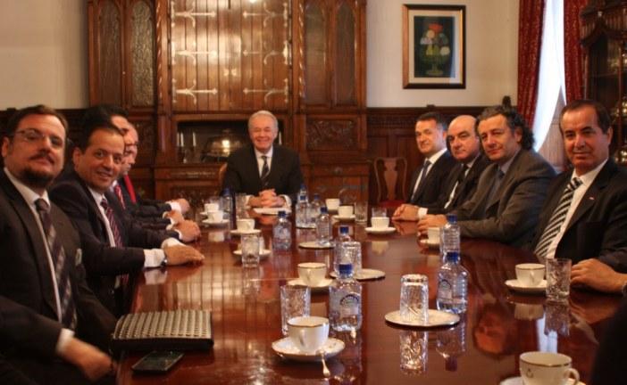 DTİK Avrasya Komitesi toplantısı Moskova'da gerçekleşti (Fotoğraflar)