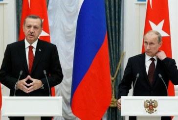 """Putin – Erdoğan basın toplantısında sert sözler: """"Avrupa ülkeleri Ukrayna'ya baskı uyguluyor ve şantaj yapıyor"""""""