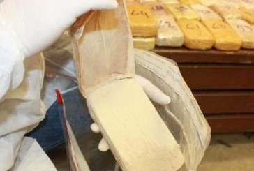 İhbar Türkiye'den geldi, Türk vatandaşı 7 milyon Dolar değerinde uyuşturucu ile yakalandı