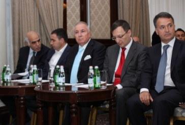 RTİB'de oy birliği ile Karaaslan yeniden başkan