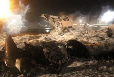 """Kazan'da uçak düştü, Ukrayna harekete geçti, """"uçakların güvenliğini denetleyin"""""""