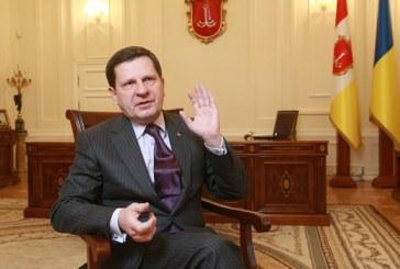 Odesa Belediye Başkanı istifa etti