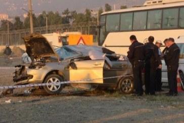 Ukraynalı piyano öğretmeni kazada öldü