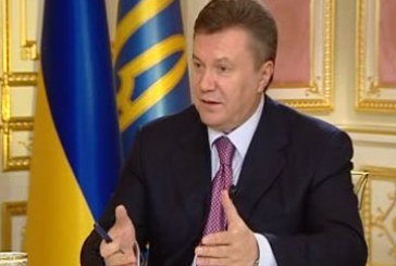 """Yanukoviç: """"Devlet Başkanı olduğum sürece Ukrayna'yı kimsenin aşağılamasına izin vermeyeceğim"""""""