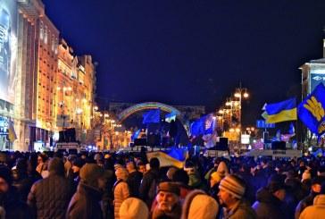"""Hükümetten açıklama geldi, """"Kiev'de olağanüstü hal ilan edilmesi gündeme gelmedi"""""""