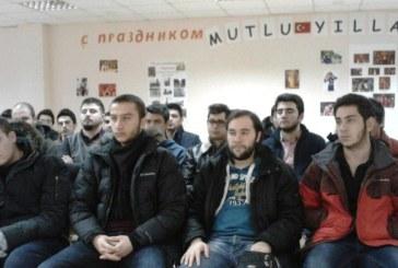 Kiev Büyükelçiliği'nden öğrencilere ziyaret