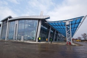 Kiev Havaalanı'nda inşaat başlıyor, uluslararası A terminali yenilenecek