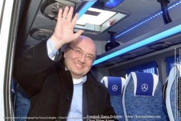 Büyükelçi Samsar Kiev'den ayrıldı