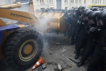 """İçişleri Bakanlığı, """"olaylarda yaralanan 35 polis hastaneye kaldırıldı"""""""