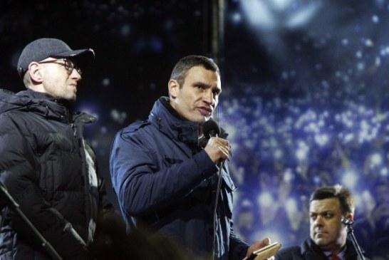 Ukrayna'da koalisyon çalışmaları, işte UDAR'ın kararı