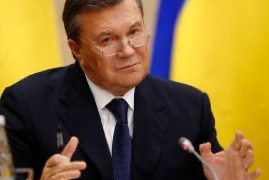 """Yanukoviç Rusya'dan konuştu, """"halka karşı silah kullanmayın"""""""