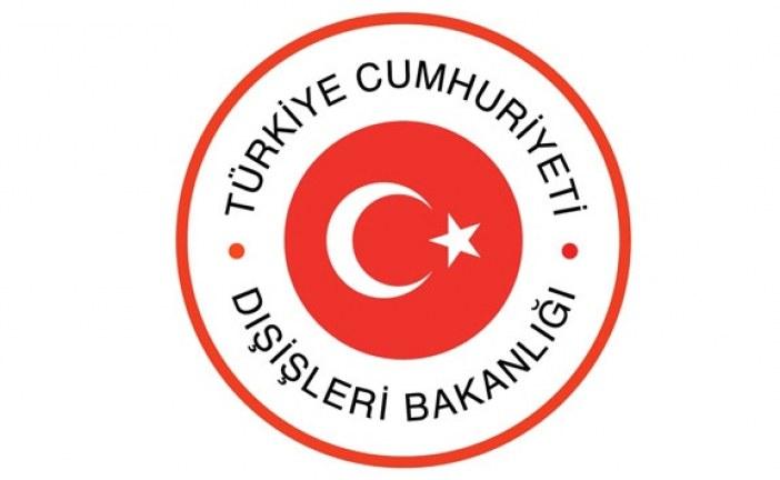 """Dışişlerinden seçim açıklaması; """"Türkiye için geçerliliği yok"""" (Türkçe – Ukraince)"""