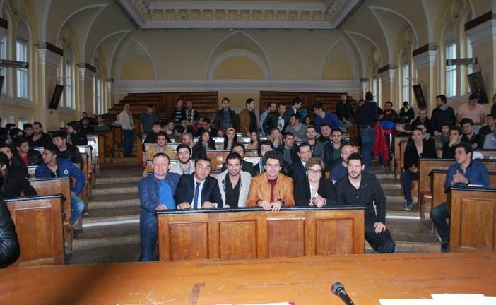 Odesa Başkonsolosluğu Türk öğrencilerle buluştu