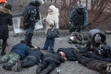 Meydan'daki olaylarda ölenlerin sayısı 95'e yükseldi