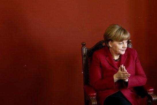 """Merkel: """"Ukrayna'ya silah yardımı yapmayı düşünmüyoruz"""""""
