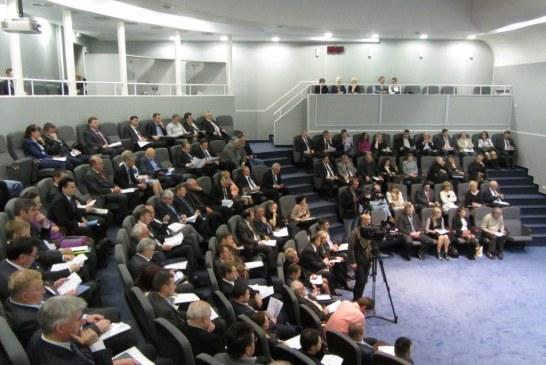 """Türk iş dünyasını """"Ekonomik Krizden Çıkış"""" toplantısında TUSİB temsil etti"""