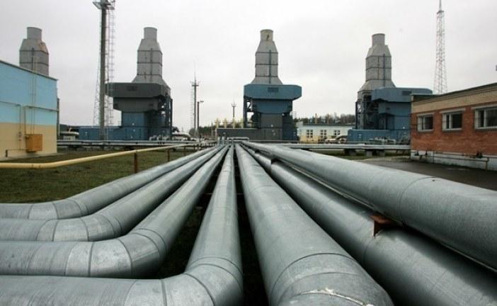 Ukrayna kışa hazırlanıyor yer altı depolarına 12 milyar m3 gaz depolandı