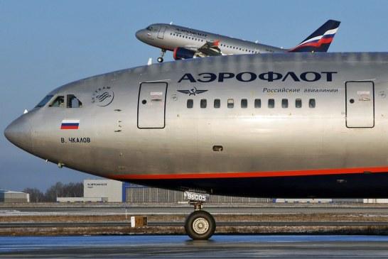 Aeroflot, Donetsk ve Harkov seferlerini durdurdu