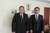 Ukrayna'nın Ankara Büyükelçisi Korsunskiy UkrTürk'e konuştu