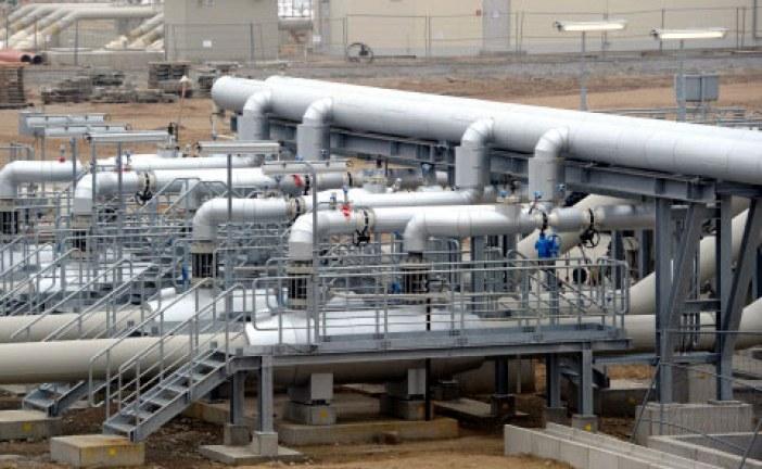 Enerjide yeni dönem, Ukrayna Shell'den gaz almaya başladı