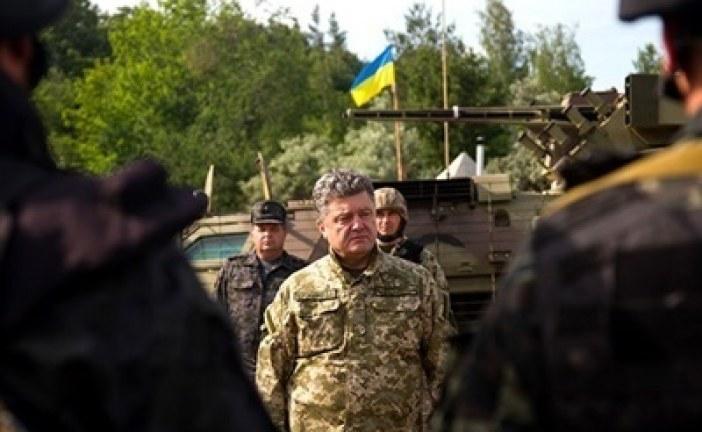 Ukrayna'da bir haftalık tek taraflı ateşkes