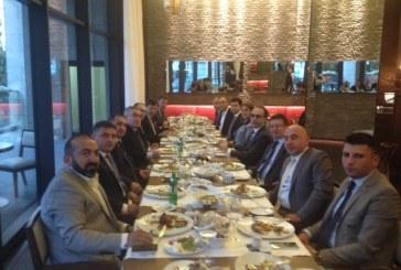 Türk işadamları Ukrayna ekonomisini ve son gelişmeleri değerlendirdi