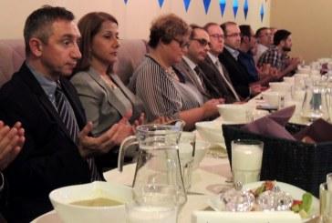 TUİD İftarı Kiev'de gerçekleşti