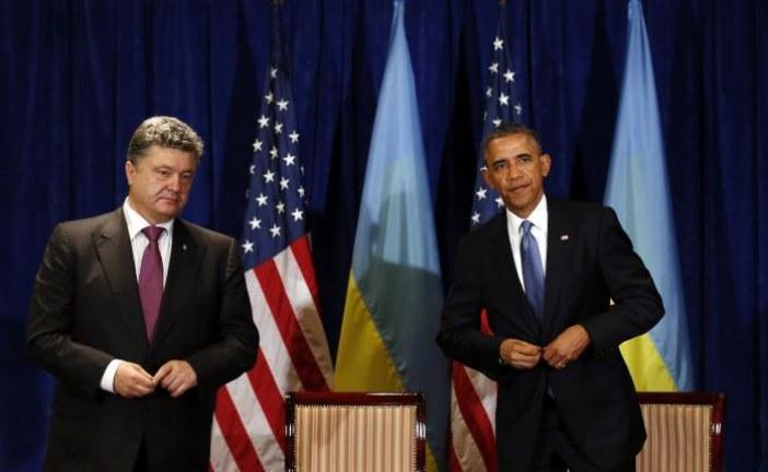Obama ve Poroşenko Beyaz Saray'da görüşecek, işte tarih