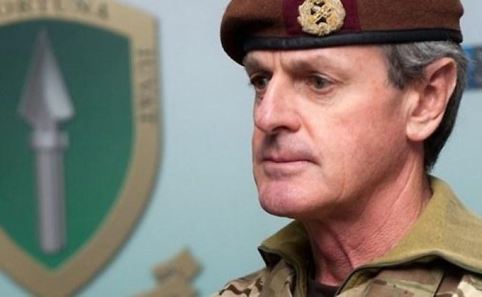 """İngiliz generalden tarihi itiraf: """"NATO Rusya tehtidine hazır değil"""""""
