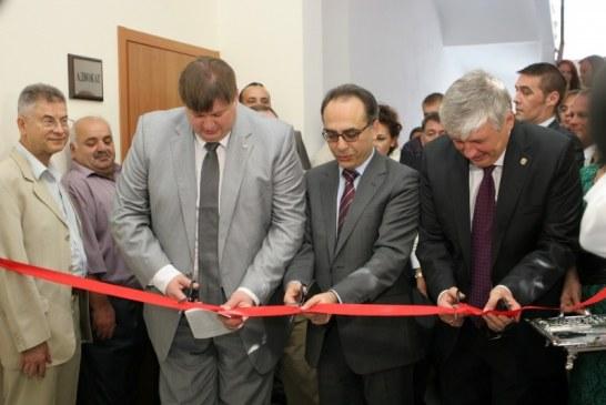 Ukrayna ve Türkiye artık daha yakın, Harkov fahri konsosluğu törenle açıldı