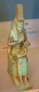 isis heykeli