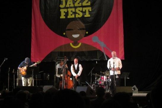 Müzik durursa hayat durur, Türk jazz'ının kalbi Odessa Jazz Festivali'nde attı