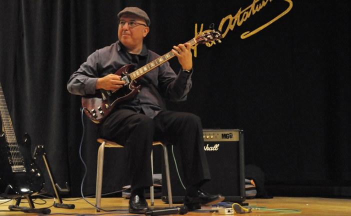 """Önder Focan ile Jazz dolu bir sohbet, """"Odesa'da ilk olmak farklı bir duygu"""""""